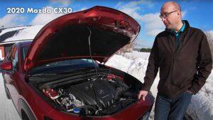Mazda CX30 Video
