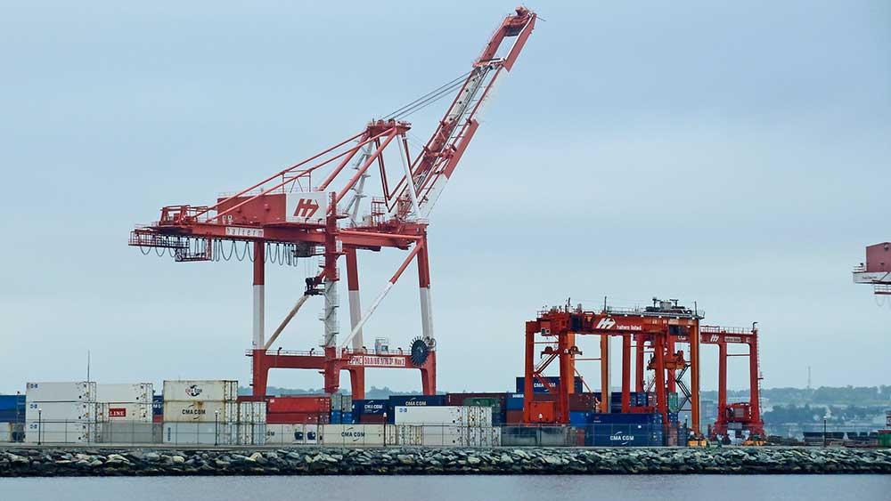 Halifax Container Terminal