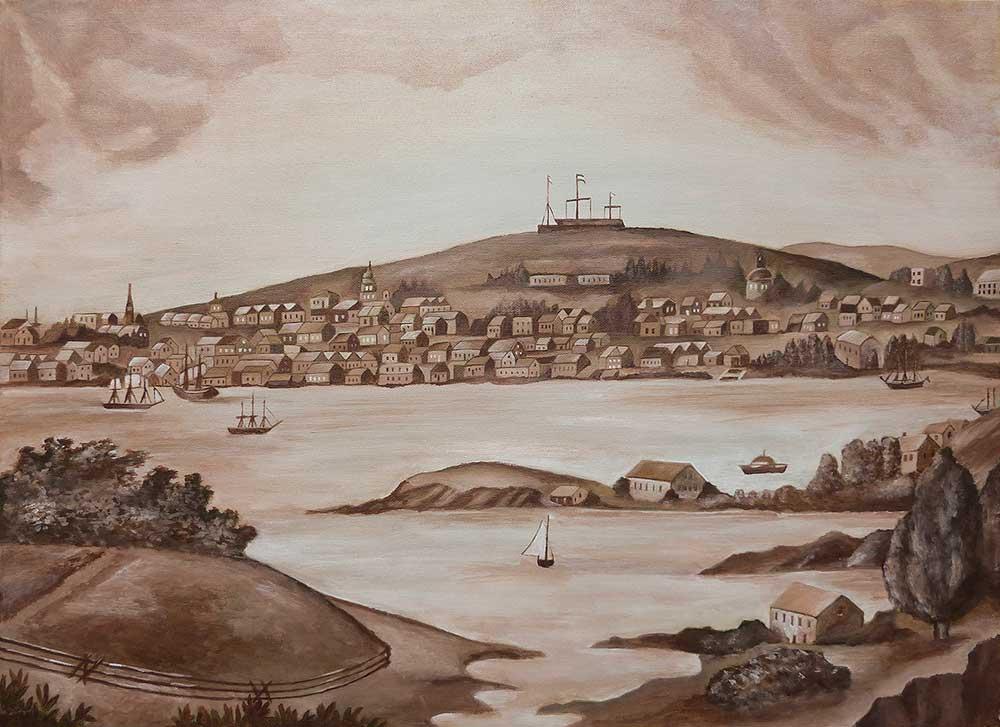 Halifax 1829